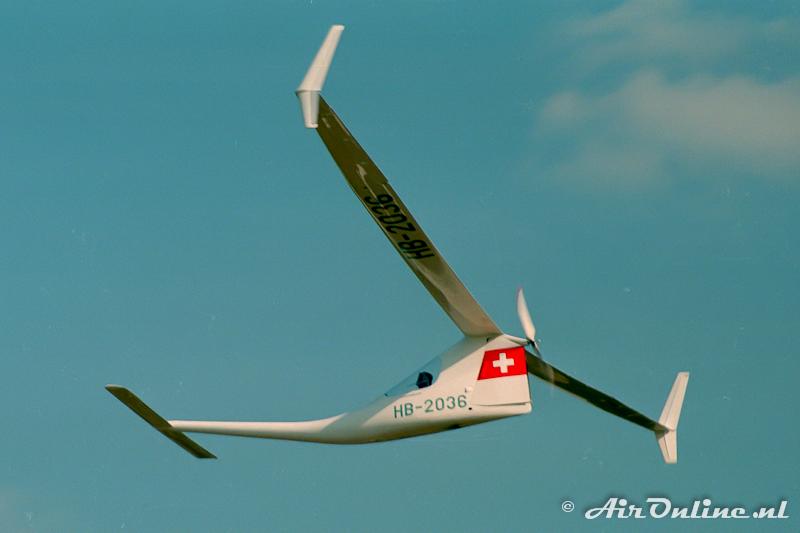 HB-2036 Farner HF Colibri (Keiheuvel 1990)